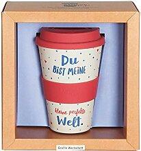 Grafik Werkstatt // Bambusbecher // Kaffeebecher