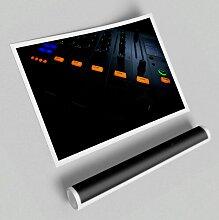 Grafikdruck DJ-Werkzeuge East Urban Home