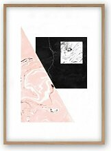 Grafikdruck Marmorformen Blim and Blum Format: