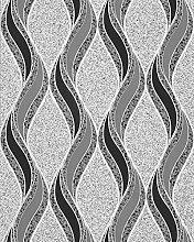 Grafische Tapete EDEM 1025-16 Buntsteinputz