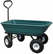 Grafner® 300 kg Gartenwagen Handwagen