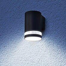 Grafner Aluminium Außenleuchte Wandlampe Down