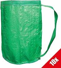 Grafner® Gartensack mit Umhängegurt   280 Liter