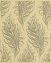 Graham & Brown Vlies Tapete Kollektion Artisan, gold, 33-318