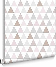 Graham & Brown Vlies Tapete Kollektion Symmetry, 1 Stück, 103168