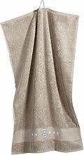 Grand Design 4219–3Dusch-Handtuch Vintage, sand