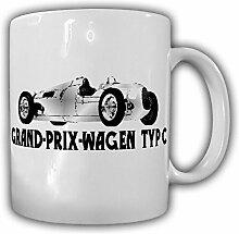 Grand-Prix-Wagen Typ C Bernd Rosemeyer Auto