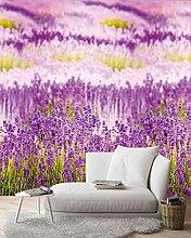 Grandeco Lavendel Wandbild Fototapete A35901