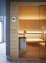 grandform Bio Sauna Finnische Sauna elektrische