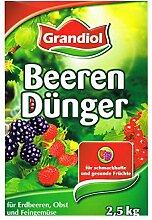 Grandiol Organischer mineralischer Beerendünger
