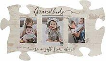 Grandkids sind eine Geschenk von oben weiß