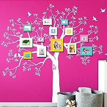 Grandora W5481 Wandtattoo Kinderzimmer XXL Baum