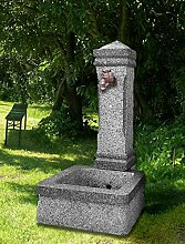 Granit Gartenbrunnen 'Klassik' (Art.Nr.: