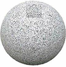 Granit Kugel 30 CM, Frostfes