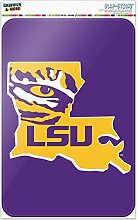 GRAPHICS & MORE LSU Tiger State Mark Home Business