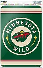 GRAPHICS & MORE NHL Minnesota Wild Logo Home