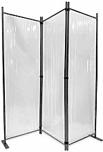 GRASEKAMP Qualität seit 1972 Paravent 165x170cm -
