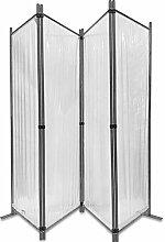 GRASEKAMP Qualität seit 1972 Paravent 225x170cm -