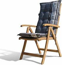GRASEKAMP Qualität seit 1972 Teak Sessel mit
