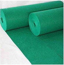 Grasgrün Film Premier Stoff Boden Teppich Läufer