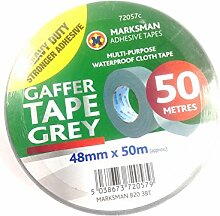 Grau Gaff Aggressiv Sticky Repair Rolle Panzertape