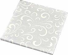 Grau-Partei-Dekoration Papierservietten für