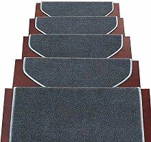 Graue Treppe Teppich, Anti-Rutsch-Teppich Tritt
