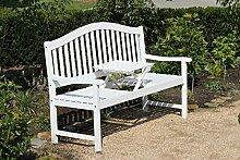 Gravidus Gartenbank mit hochklappbarem Tisch,