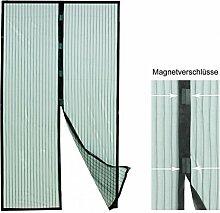 Gravidus Insektenschutzvorhang für Balkon- oder Terassentüren