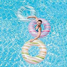 Gravidus Schimmring Schwimmreifen Wasserspielzeug mit 2 Griffen
