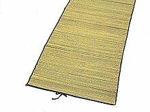 Gravidus Strandmatte Grasmatte Liegematte Matte 180 x 60 cm
