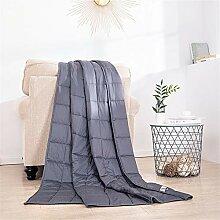 Gravity Blanket Adult Die gewichteten Decke 15 Lbs