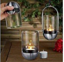 Gravity Candle Windlicht, kardanisch aufgehängtes
