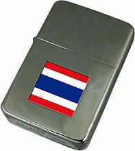 Gravur Feuerzeug Thailand Flagge