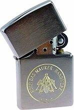Gravurmanufaktur Berlin Sturmfeuerzeug für Maurer