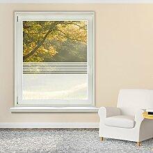 Graz Design 980053_40x100 Fensterfolie Glasdekor Sichtschutz Fensteraufkleber Badezimmer (Gre=40x100cm)