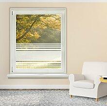 Graz Design 980060_40x80 Fensterfolie Glasdekor Sonnenschutz Sichtschutz Bad Bro WC Kche (Gre=40x80cm)