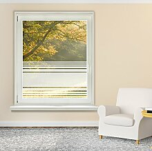 Graz Design 980060_50x80 Fensterfolie Glasdekor Sonnenschutz Sichtschutz Bad Bro WC Kche (Gre=50x80cm)