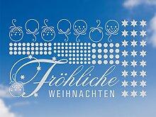 Graz Design 980341_100x57 Fenstertattoo Fröhliche