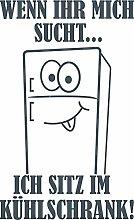 GRAZDesign 620478_50_841 Kühlschrank Aufkleber