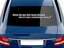 GRAZDesign 740090_70x9_340G Heckscheiben Auto