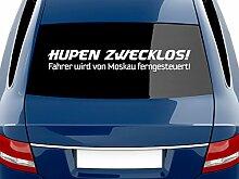 GRAZDesign 740091_70x10_063G Heckscheiben Auto