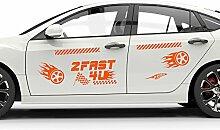 GRAZDesign 740458_57_031G Autoaufkleber Sticker