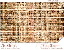 GRAZDesign 766067_10x20_100 Fliesenaufkleber