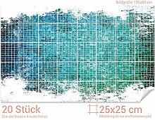 GRAZDesign 766108_25x25_90 Fliesenaufkleber Mosaik