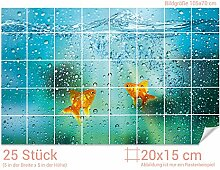 GRAZDesign 766245_20x15_70 Fliesenaufkleber