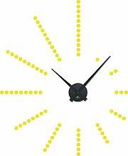 GRAZDesign 800048_BK_022 Wandtattoo Uhr Wanduhr