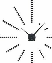 GRAZDesign 800048_BK_073 Wandtattoo Uhr Wanduhr