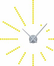 GRAZDesign 800048_SI_022 Wandtattoo Uhr Wanduhr