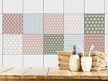 GRAZDesign Klebefliesen Küchenmotiv -